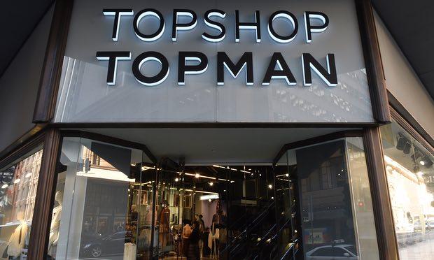 Topshop Dean lewins AAP