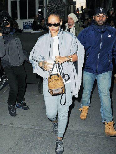 Rihanna. Picture: REX